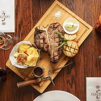 Our Signature T-Bone is an absolute must when visiting Carlton!