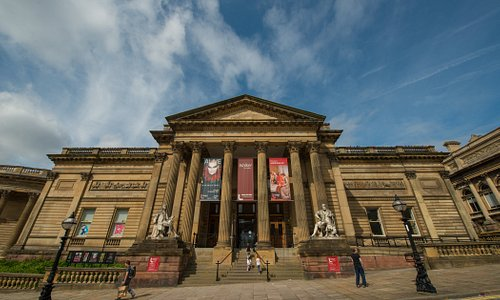 Walker Art Gallery, William Brown Street, Liverpool