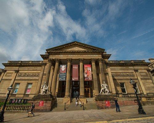 Walker Art Gallery, William Brown Street, Liverpool