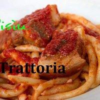 Disìu adesso è diventato una Trattoria tipica siciliana! Sapori genuini della cucina popolare del territorio!