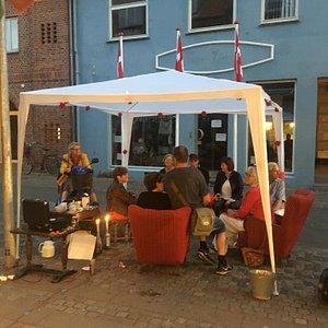 Cityevening - Korsør -Guldberg/Gaul er flyttet på gaden😊