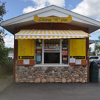 Chips R Us is a seasonal chip truck located on Main Street Atikokan! It has amazing fast food.