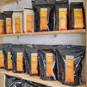 Compra café directamente de caficultores Colombianos