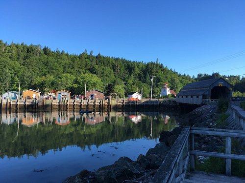 Village of Saint Martins, NB