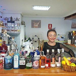 Gina Master of Gin