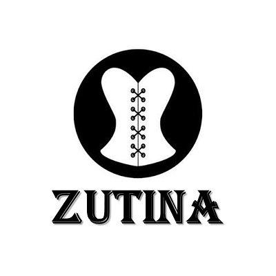 đây là logo của Zutina Corset Đai nịt bụng latex chuẩn hy lạp latex 25 xương https://zutina.com/