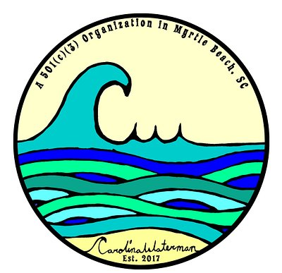 "The Carolina Waterman is a 501(c)(3) Nonprofit Organization located in Myrtle Beach, SC.  Our mission is ""Connecting People With Water"""