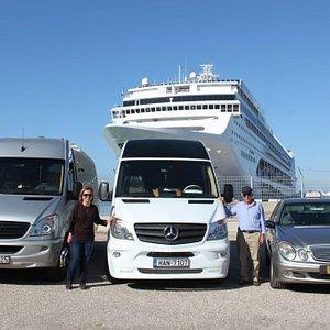 Katakolon Taxi fleet