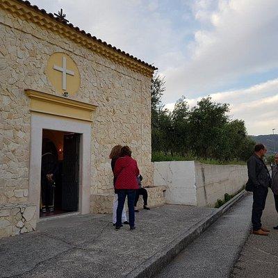Cappella della Pace