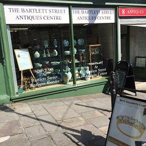 Bartlett Street Antiques Centre