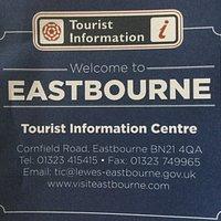 Tourist info flyer