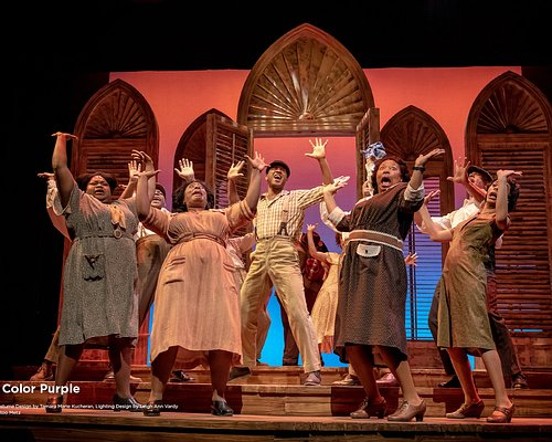 The Color Purple: The Musical On stage until June 2, 2019