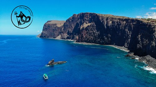 Exclusive small group snorkel tours to Lanai's secluded coast only accessible by boat.