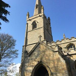 St Michael & All Angels Church Heydour
