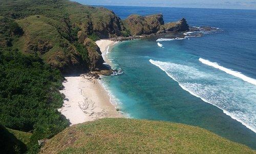 Mare da favola....  Kuta di Lombok