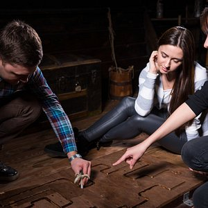 Solve clues and puzzles to try to defeat the Ultimate Xscape Aberystwyth escape rooms!