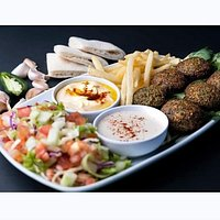 Sabress Plate- Best of everything