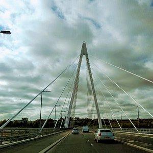 Cool bridge..