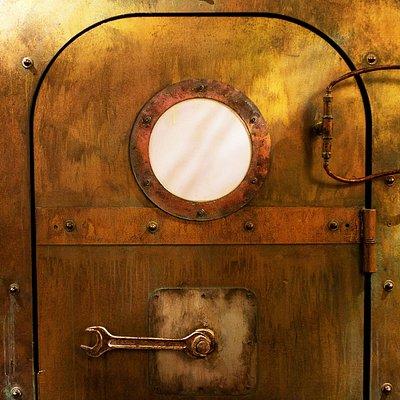 Pepelac door