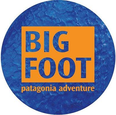 Logotipo Bigfoot Patagonia Adventure