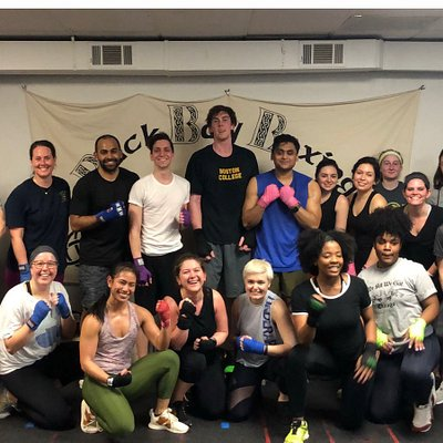 Boxing Group Class