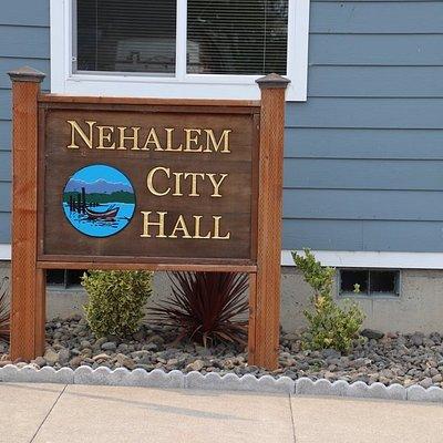 Nehalem City Hall