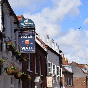 Located in the heart of Chichester