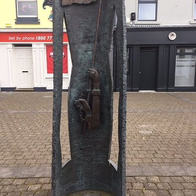 A moving tribute to those who helped free Ireland from the colonial yoke!