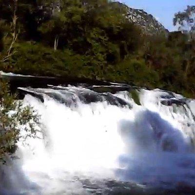 Kocusa waterfall