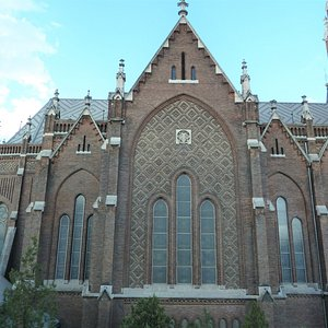 Queen of the Rosary Church i Budapest