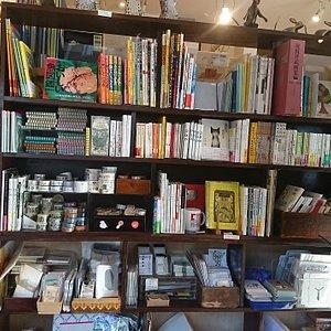 書籍や小物