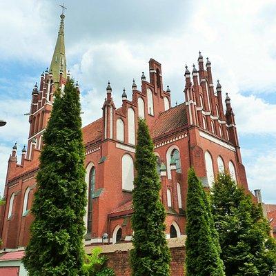 St. Katherine's Church i Ketrzyn