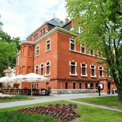 Ratusz (Stadshuset) i Ketrzyn
