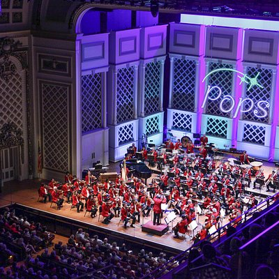 The Cincinnati Pops performs the best of American popular music with full orchestra, everything from classic and contemporary Broadway, American songbook, rock, folk, R&B and more. The Pops plays it all!