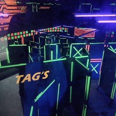 The maar of Tag's