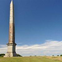 Gilbert Monument at Bodmin Beacon LNR