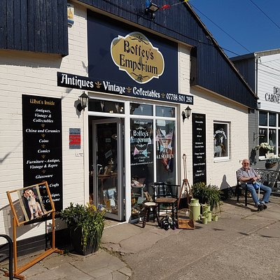 Welcome to Boffey's Emporium at Lady Heyes Crafts & Antiques Centre, Frodsham, Cheshire WA6 6SU