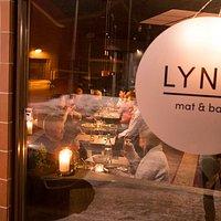 LYNG mat og bar