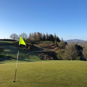 Our stunning 8th hole