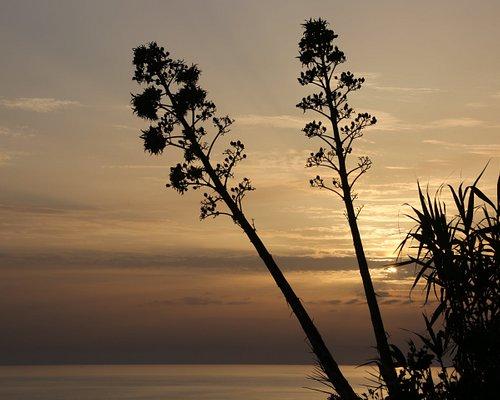 Ginostra, endroit magique pour les couchers de soleil...