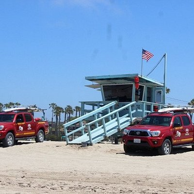 L.A.'s Iconic Lifeguard Towers
