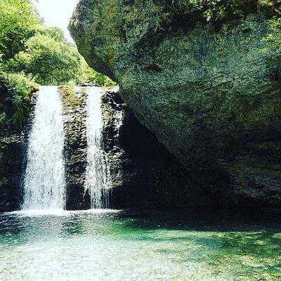 Enipeas Waterfall