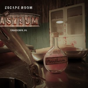 "Escape Room ""The Asylum"""