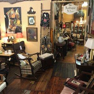 Great find tons of unique antiques