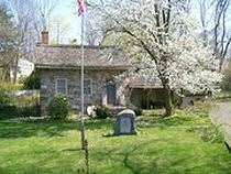 The Van Allen House is another place George Washington visited during the War.