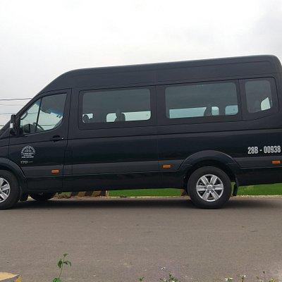 Welcome to Thai's Travel Bus Mai Chau -Ninh Binh/Tam Coc shuttle bus Thank you