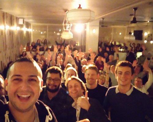 Bazinga Comedy Club on Tour