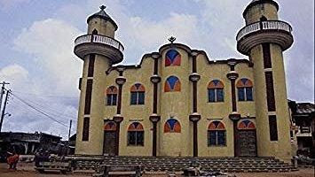 mosquée hassou dans la commune de houézounmey à porto-novo