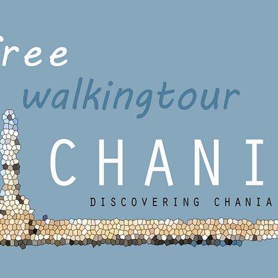 free walking tour Chania