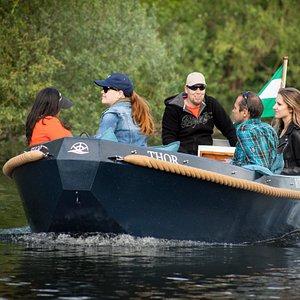Rotterdamboot Thor